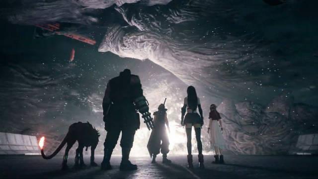 日版《最终幻想7 完全重制版》最终游戏宣传片
