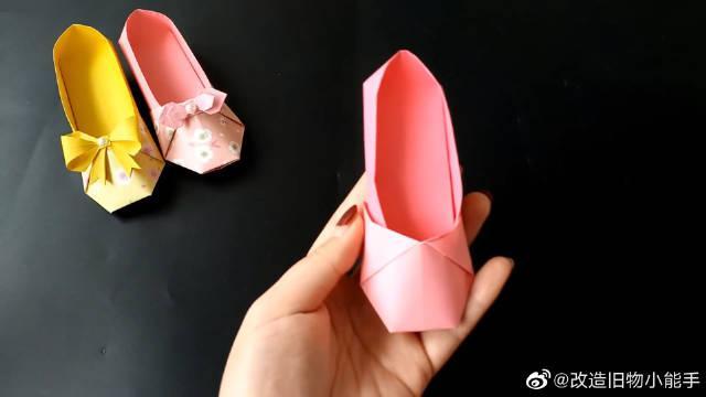 漂亮的小花鞋,是女生的最爱