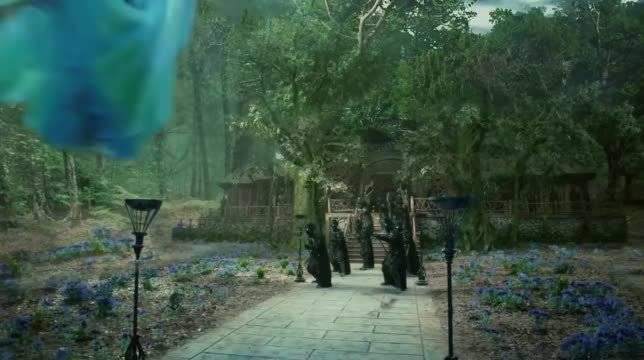 三生三世十里桃花:白浅闯进大紫明宫要杀掉玄女
