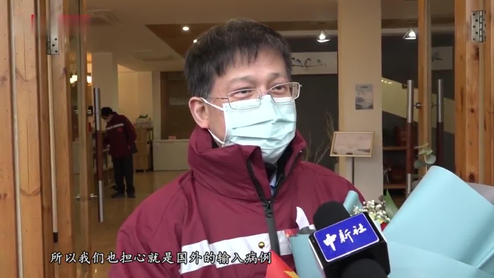 中国援意医疗专家组组长:当地医务人员非常信任中国做法