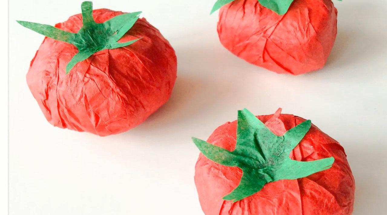 手工西红柿