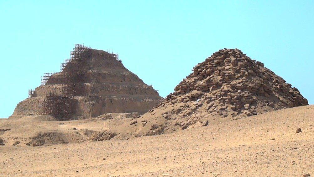 埃及金字塔的故事.