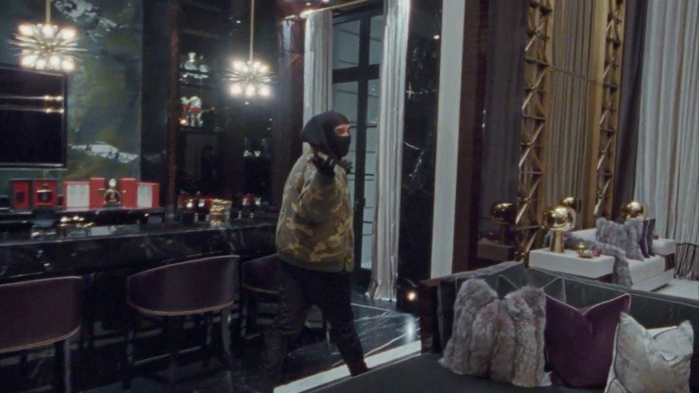 Drake新单ToosieSlide官方MV