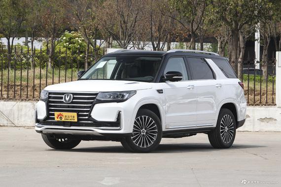 长安汽车长安CS95 4月报价 杭州售价15.26万起
