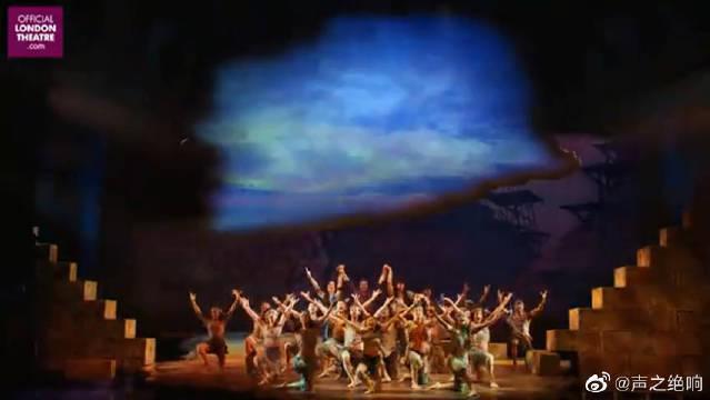 西区音乐剧《埃及王子》片段