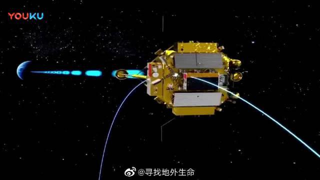 中国航天创纪录,嫦娥四号首次在月球成功进行了软着陆