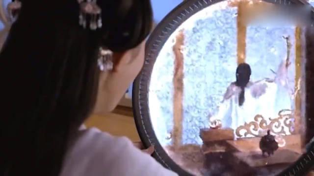 小骨竟然偷看师傅洗澡!害羞的捂住了眼睛!