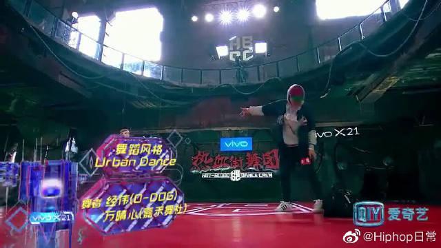 《热血街舞团》鹿晗王嘉尔满意经伟万晴心编舞