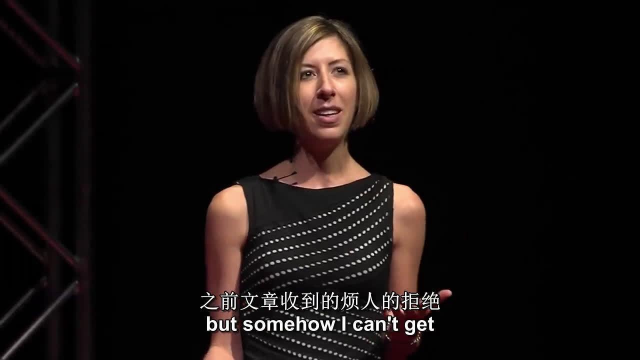TED演讲:陷入了负面情绪怎么走出来?