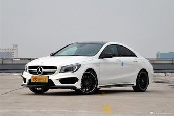 明明可以靠颜值却非要靠价格实力,奔驰AMG CLA全国47.33万起