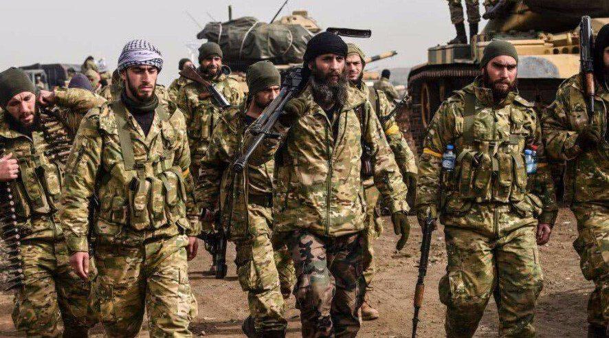 大批叛军投诚阿萨德,战略要地也拱手相送,土耳其这次败得很彻底
