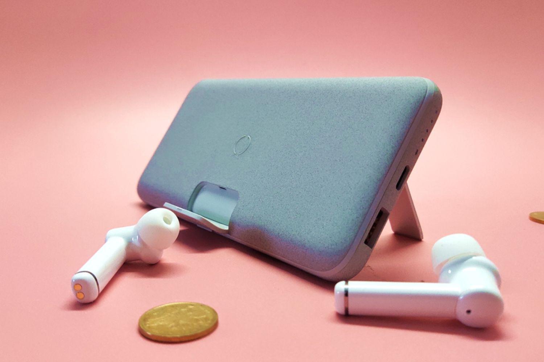 南卡无线充电宝POW-2 轻薄小巧大容量高转化