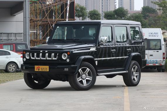 最高直降1.14万 北京BJ80南京地区促销