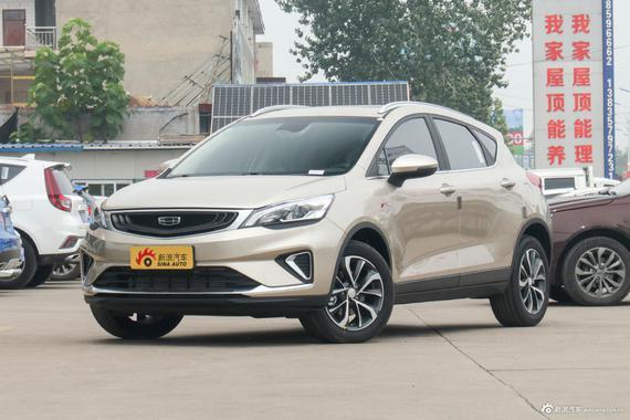 吉利汽车吉利帝豪GS南京最高降1.15万  新车选它不会错