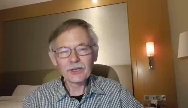 厦大潘维廉教授:我为什么一直坚信中国能战胜疫情