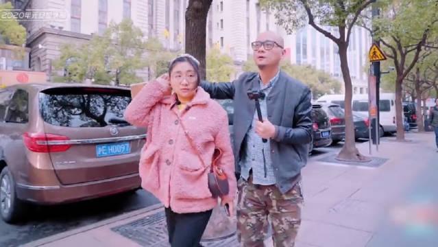 老刘带傅首尔到地铁站看婚纱,傅首尔一脸嫌弃:你先让我冷静一下!