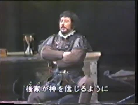 意大利男中音西尔瓦诺·卡洛里(Silvano