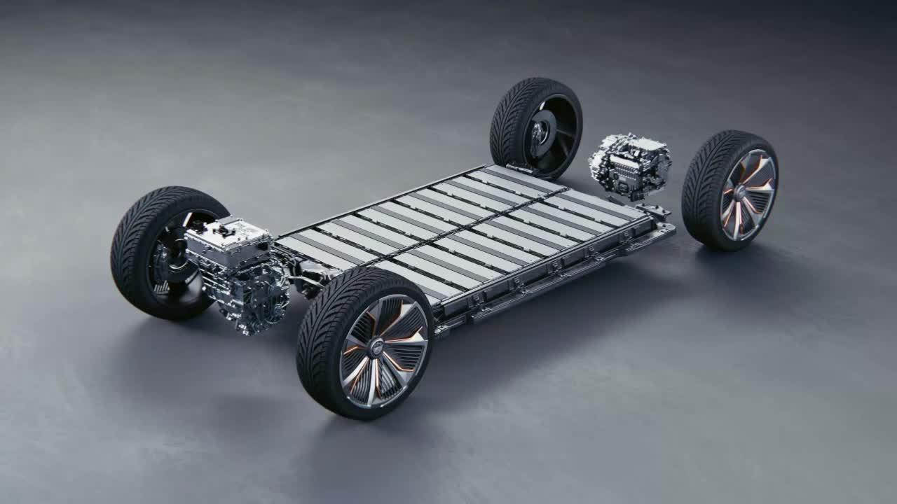 通用汽车发布的新型Ultium电池,是镍锰钴铝电极涂层