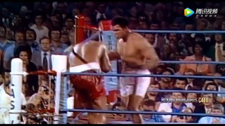 传奇拳王,穆罕默德·阿里职业生涯十大KO