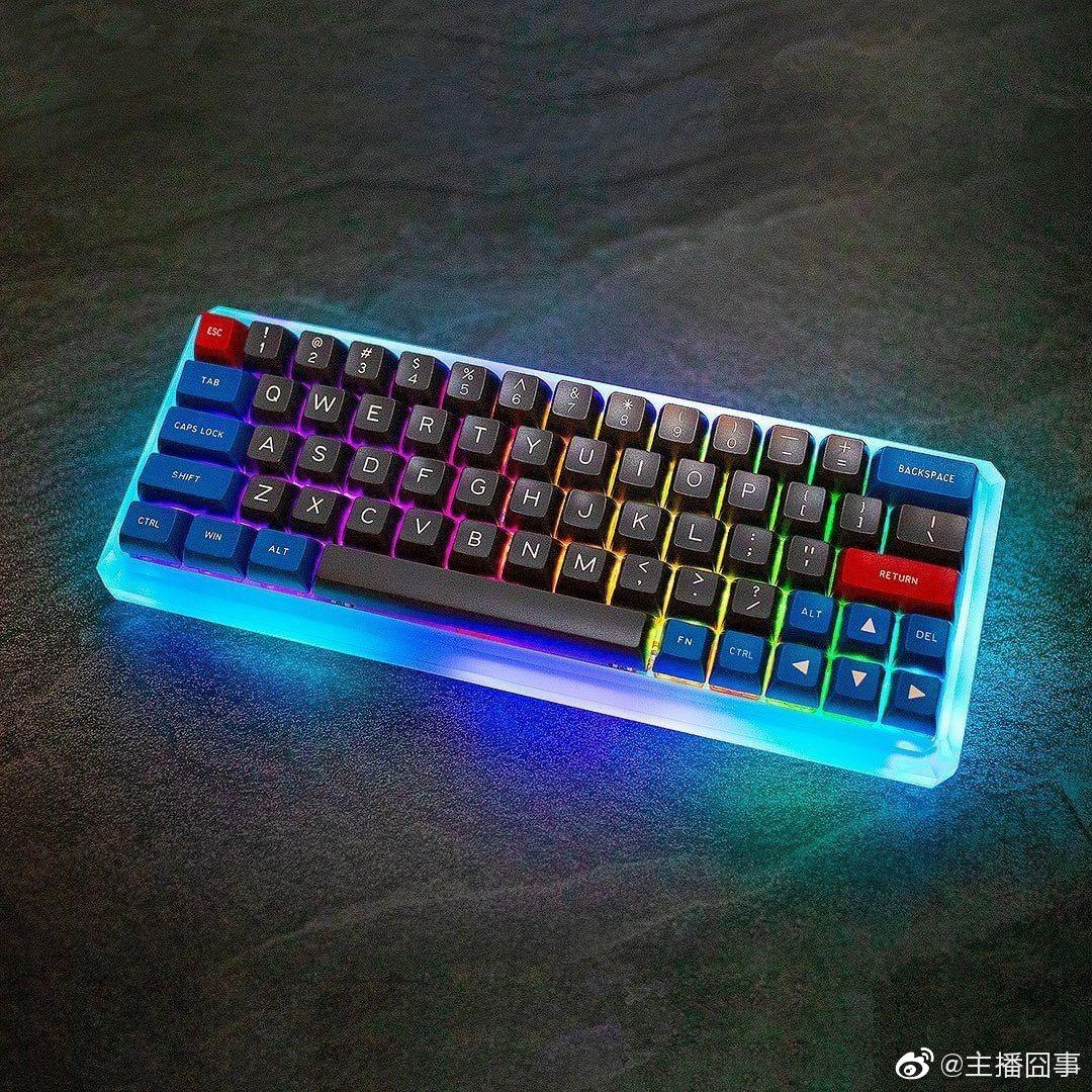ins上到的很好看的键盘 很好奇有卖的么