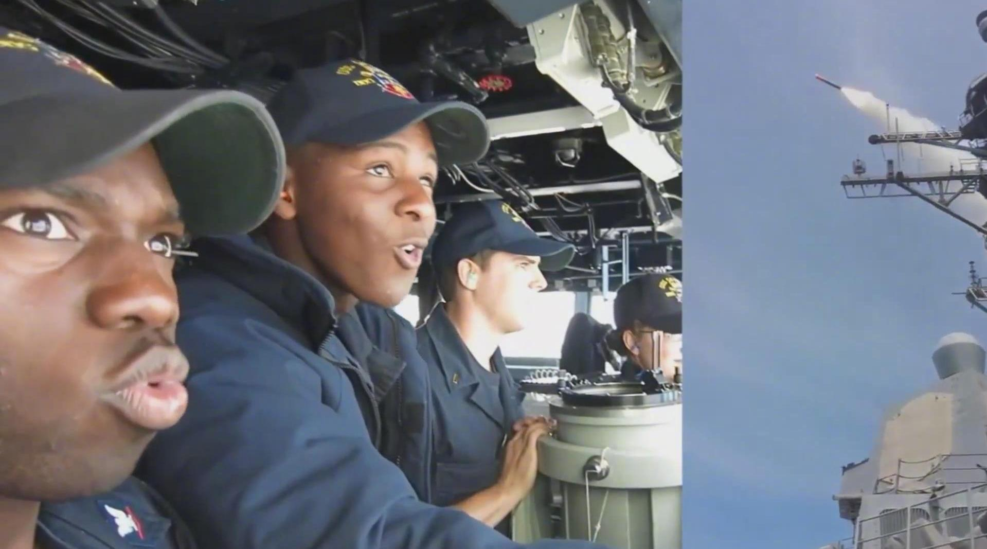 北约十大巡航导弹 黑人小哥表情真逗