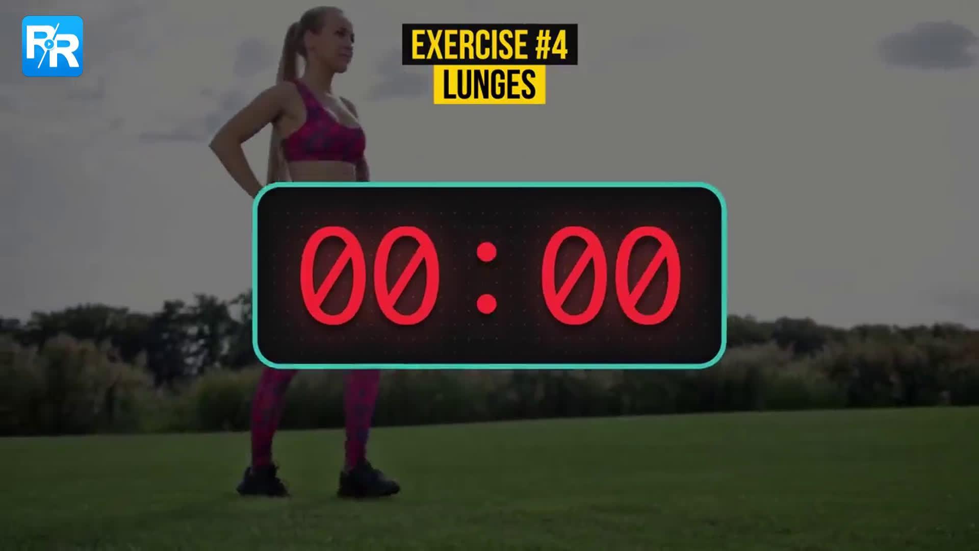 不是每个人都适合健身房的重训!不妨试试这5个动作