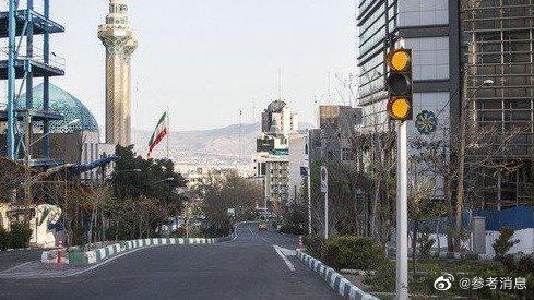 伊朗新增新冠肺炎确诊病例连续第四天下降