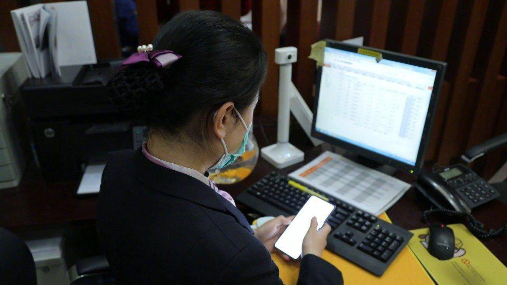 """工商银行:网点防护""""安全网"""" 让金融服务更无忧"""