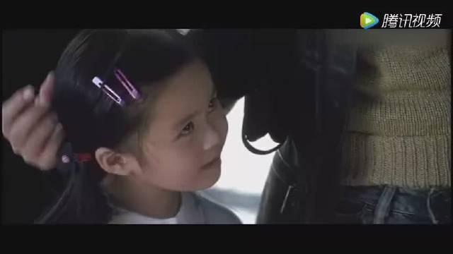 萧亚轩在《无间道》中只出现了几分钟
