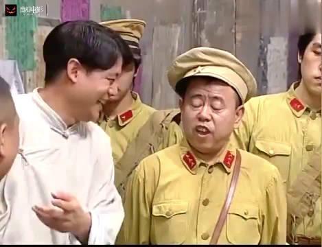 潘长江演汉奸,欺负郭德纲,导演拍摄都要笑趴了~