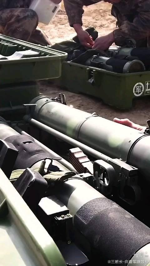 步兵单兵火箭筒,威力爆表!