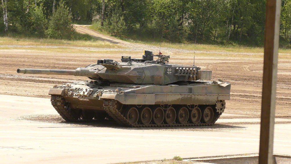 德国联邦国防军坦克装甲秀