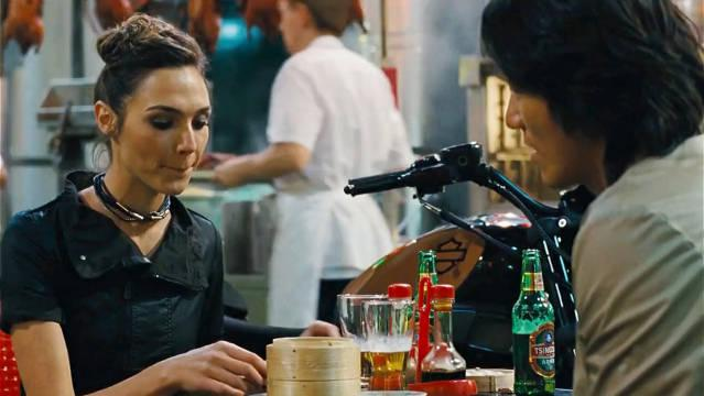 吉赛尔与韩是整部电影最痛的点。速度与激情!