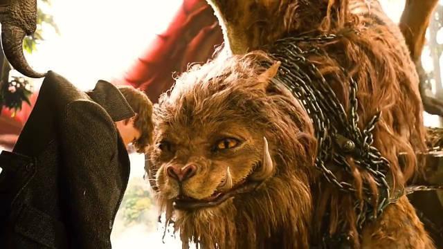 我们的神兽都又被外国拍成电影啦……