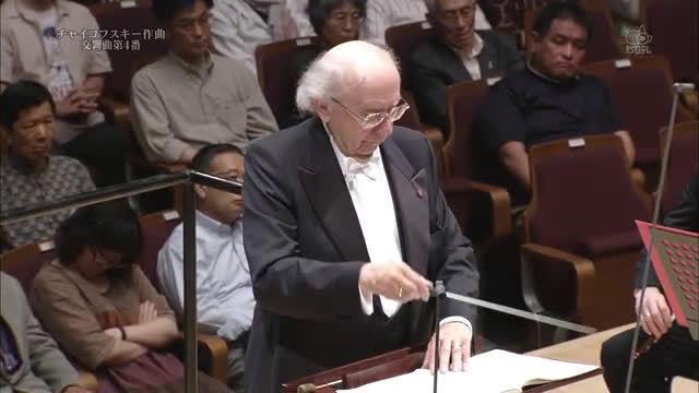 罗日杰斯特文斯基演绎柴科夫斯基第四交响曲