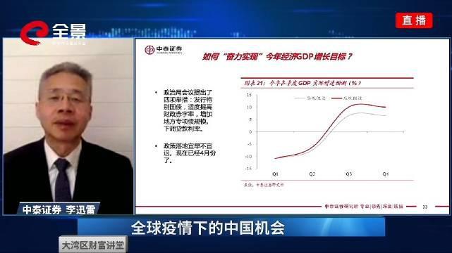 李迅雷:拉动经济要靠老基建 新基建占比不会超过20%