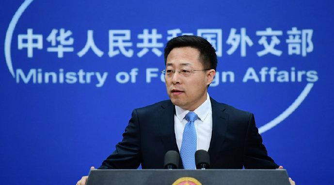 #赵立坚驳斥抹黑中国援意的英国媒体#:无中生有