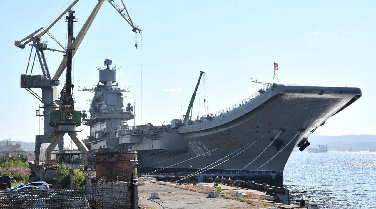 被忽悠了,辽宁号姐妹舰将送进废品站?新消息:俄方给出明确回答