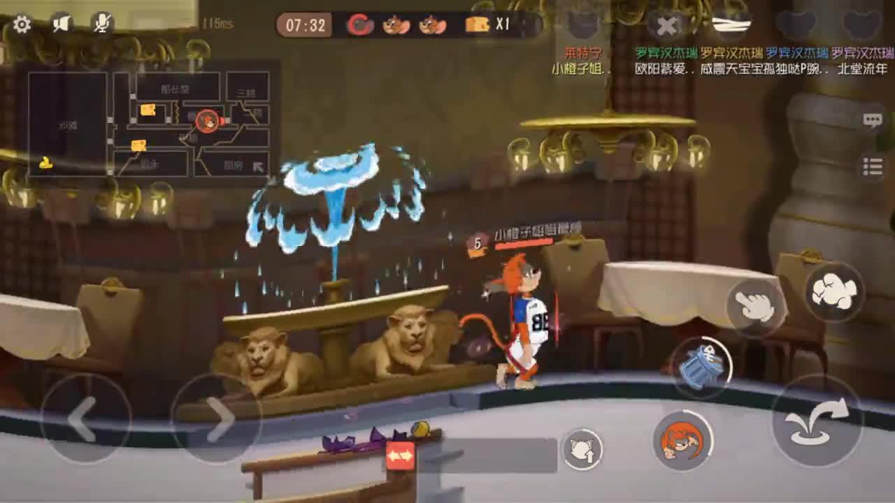 猫和老鼠手游:放出一百多个炸弹猫,老鼠看见直接崩溃!