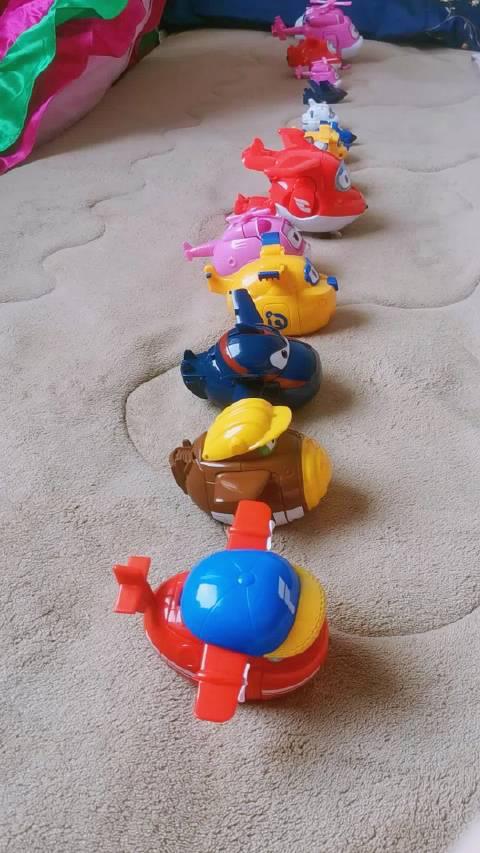 """""""超级飞侠""""是每个男孩子都喜欢的玩具"""