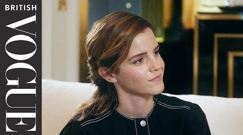 英文视频:艾玛·沃特森的英音采访……