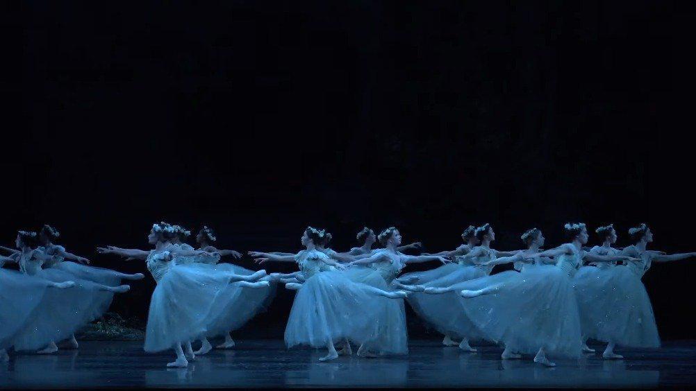 加拿大国家芭蕾舞团 吉赛尔 二幕片段 鬼王-Hannah Fischer Ballet
