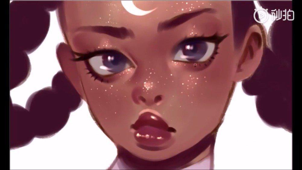 插画师PinkIncubi日常的绘画练习~
