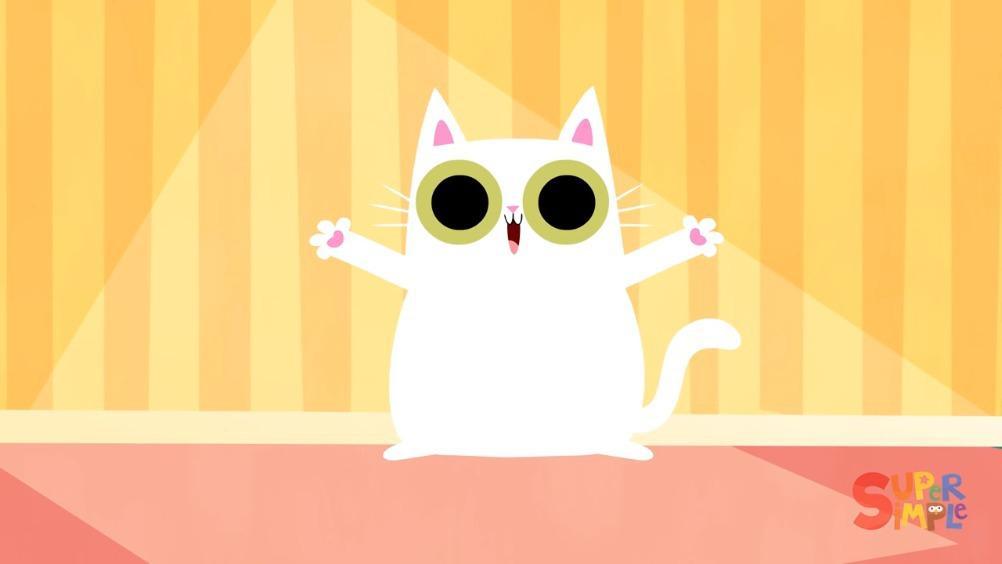 《Lets play Peek A Boo! 躲猫猫》 孩子们都喜欢小动物……