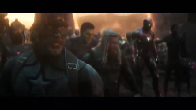 《复仇者联盟4》当初首映场氛围曝光!