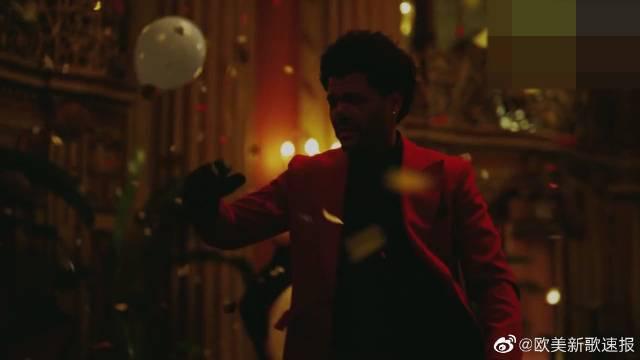 盆栽哥The Weeknd-Until I Bleed Out最新mv,他真的来了