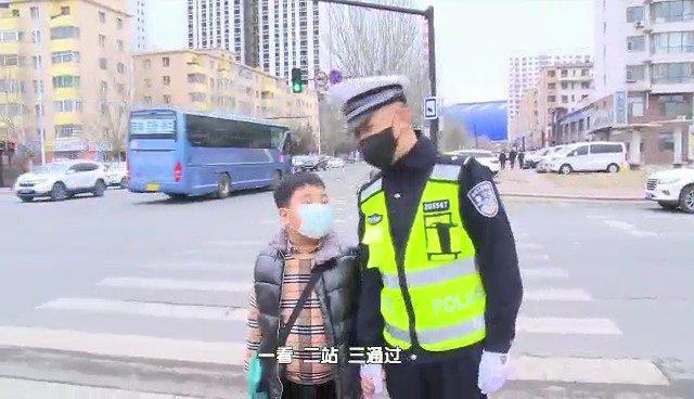 """吉林市交警为中小学生开通交通安全""""云课堂"""""""