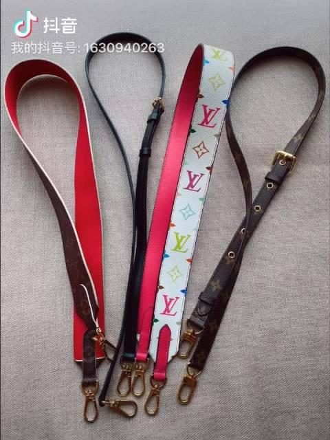 分享帖~用4 根L*V肩带搭配N种包包新背法,你们也可以试试.