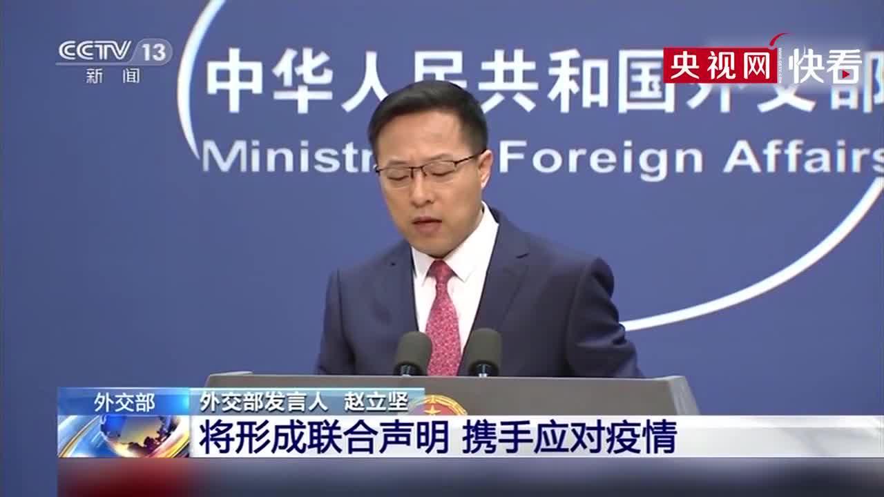 外交部:东盟-中日韩特别卫生部长视频会议将就应对新冠肺炎疫情形成联合声明