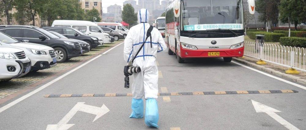 一位新华社记者在武汉的自述!